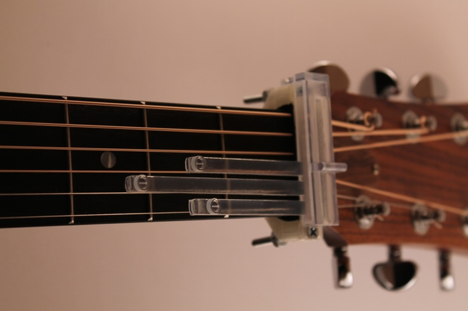 Guitar Now want's to teachyour where to put your fingers for playing chords.