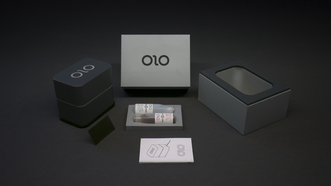 A cheap entrance in the world of 3D printing - OLO (image: kickstarter/© OLO 3D Inc.)