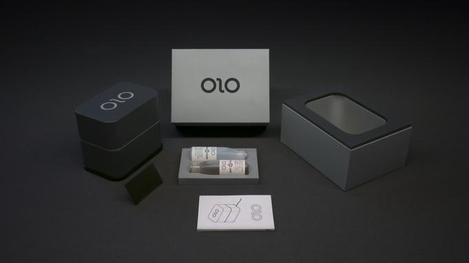 A cheap entrance in the world of 3D printing - OLO (image: kickstarter/© OLO 3D Inc.)